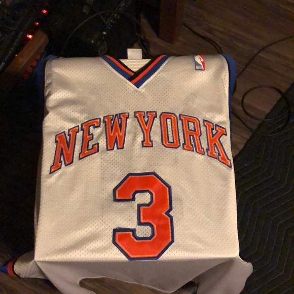 New York Knicks Stephon Marbury Jersey 8a7eef459